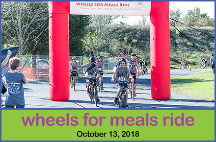 Wheels For Meals 2018